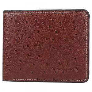 Vajero Bi-Fold Leather Wallet for Men