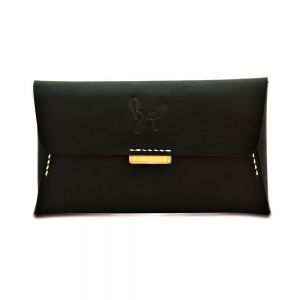 Rohit Bal Leather Envelope Wallet for Women