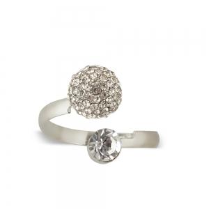 Lesk Adjustable Finger Ring for Women.