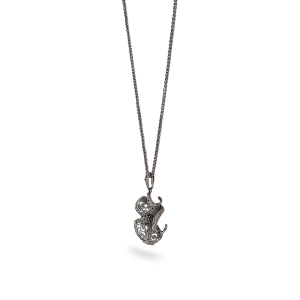 Lesk Rose Long Necklace