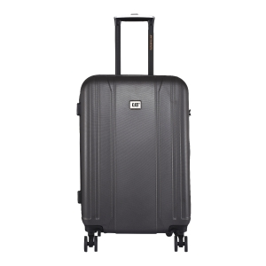 CAT Orion ABS 76 CM Grey Hardside lightweight Check In Suitcase/trolley (83656-99)