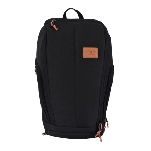 CAT Unisex Uluru Crossover 15 Ltrs 4 Compartment Black Solid 15 Laptop Backpack (83639-01)