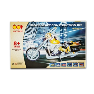 Spice Innocente Motorcycle HD II Wooden Construction Kit
