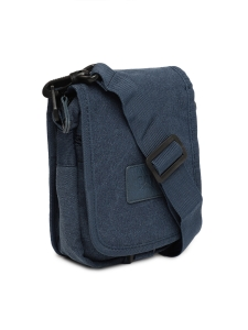 CAT Unisex Utility bag Earthline 1.5 Ltrs Blue Casual Solid Messenger Bag