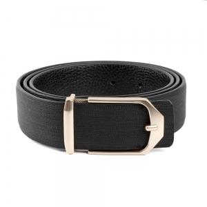 Brushed Leather Belt for Men (36/38)