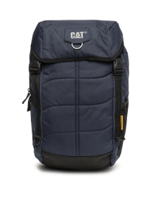 CAT Unisex Brody Millennial Classic 20 Ltrs Blue Casual Solid Backpack