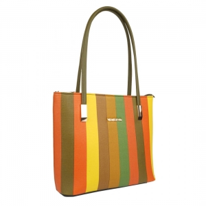 Multi coloured Shoulder Bag for Women