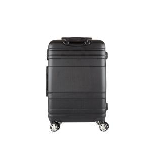 Vajero Unisex Trolley Bag Regular - Black