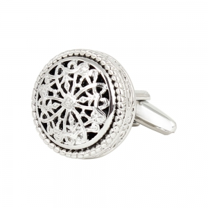 Forst Geometric Filigree Cufflinks