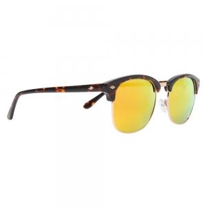 Rohit Bal Unisex Mirrored Clubmaster Sunglasses