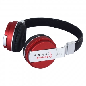 Spice4 Sound  Wireless Foldable Headphone