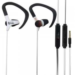 Spice4sound Sports  Earphones with Earhook