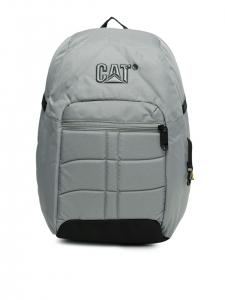 CAT James 16 Ltrs Grey Casual Backpack (83523-51)