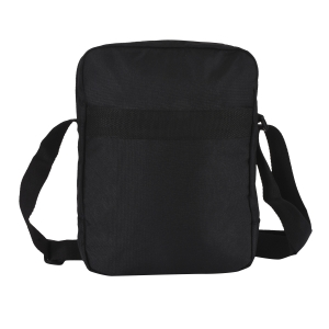 CAT Unisex Ryan Black/Anthracite Sling/Crossover shoulder 10 inch Tablet/Messenger Bag  (83434-172)