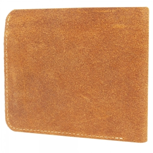 Vajero Suede Leather RFID Shield Wallet