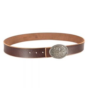 Rohit Bal Genuine Leather belt for Men (95 Cms.)