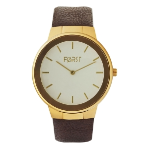 Forst Leather Strap Watch For Women