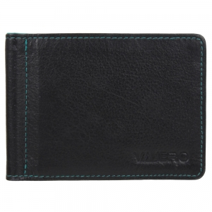 Vajero Textured Leather RFID Shield Wallet