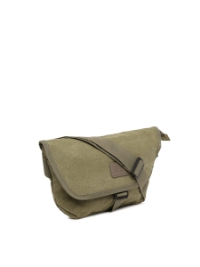 CAT Unisex Metro Earthline 2.5 Ltrs Brown Casual Solid Messenger Bag