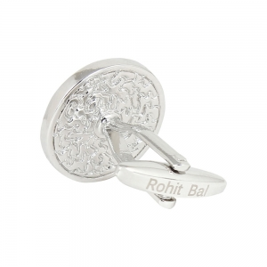Rohit Bal Antique Abstract Cufflinks