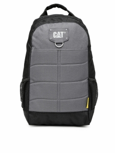 CAT Unisex Benji Millenial Classic 20 Ltrs Black Casual Solid Backpack