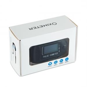 Finger Pulse Oximeter Black