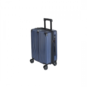 Vajero Self Design Hardsided Trolley Bag (50.8 Cm)
