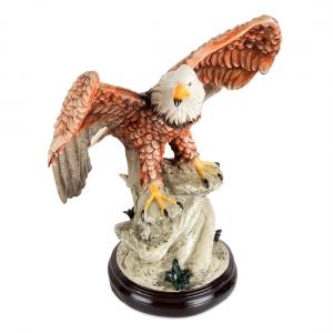 SG Resin Craft Eagle Show-Piece Home Décor