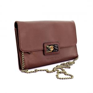 Rohit Bal Leather Envelope Sling Bag for Women