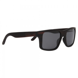 Rohit Bal African Wood Rectangular Sunglasses for Men