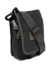 CAT Unisex Utility bag Earthline 1.5 Ltrs Grey Casual Solid Messenger Bag