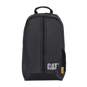 CAT Unisex Zion 18 Ltrs 2 Compartment Black Solid  Casual Backpack (83687-01)