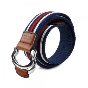 Forst Striped Webbing Belt For Men (36/40)
