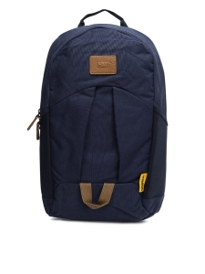 CAT Unisex Pebble Urban Active 13 Ltrs Blue Casual Solid Backpack