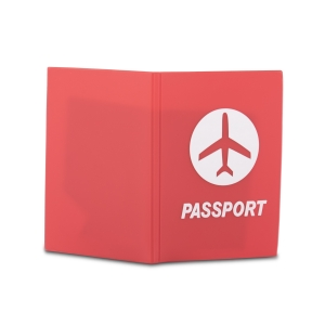 SG Silicon Passport Cover