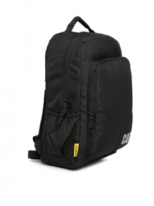 CAT Unisex Innovado 22 Ltrs 3 Compartment Black Solid Laptop Backpack (83514-01)