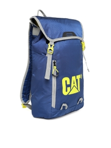 CAT Unisex Everest Urban Mountaineer 16 Ltrs Blue Casual Solid Backpack