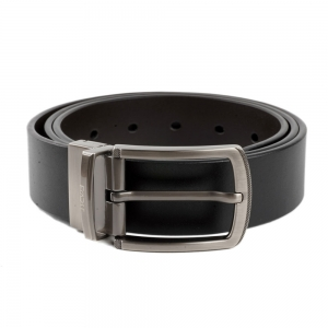 Genuine Leather Reversible Belt for Men (32/34)