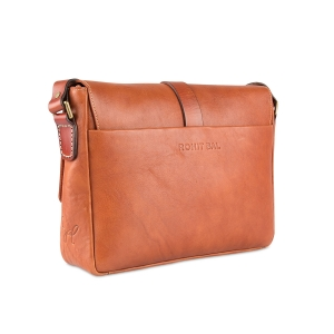 Rohit Bal Unisex Leather Saddle Bag