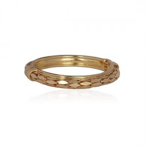 Lesk Victorian Style Bangle Bracelet