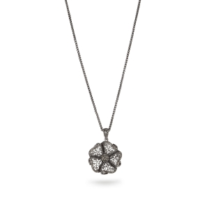 Lesk Rose Long Necklace