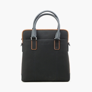 Vajero North-South Leather Bag for Men