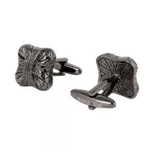 Rohit Bal Patterned Cufflinks