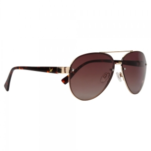 Rohit Bal Double Bridged Aviator Sunglasses for Men