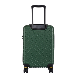CAT Industrial Plate ABS 54 CM Moss Green Hardside Anti scratch Cabin Suitcase/trolley (83552-205)