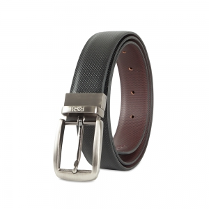 Genuine Leather Reversible Belt for Men- 96.50 cm
