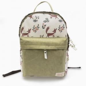 Vajero Printed Backpack for Women