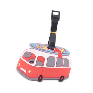 SG Bus Luggage Tag
