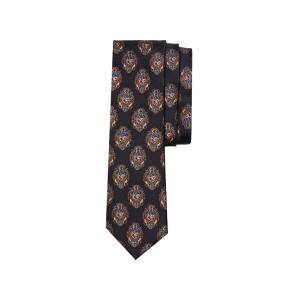 Organic Print Silk Tie
