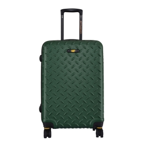 CAT Industrial Plate ABS 74.5 CM Moss Green Hardside Anti scratch Check In Suitcase/trolley (83686-205)